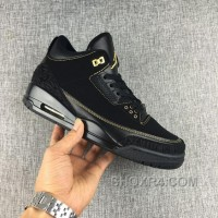 Air Jordan 3 BHM Martin Luther King New Release DSWwh5