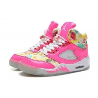 Women Air Jordan 5 Retro AAA 219