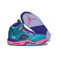 Women Air Jordan 5 Retro AAA 214