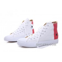 CONVERSE Undefeated White Red Nal Stitching Chuck Taylor All Star High Cheap To Buy 6RE5N