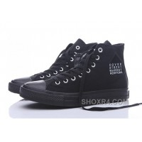 All Black CONVERSE Dover Street Market New York Chuck Taylor 1970s High Tops For Sale HGwTK