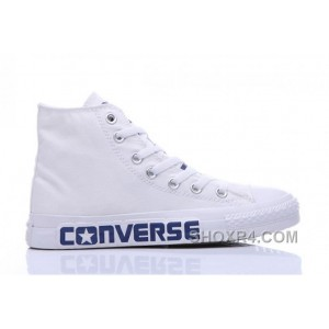 White CONVERSE Chuck Taylor High S All Star Shoes Top Deals Wny8f