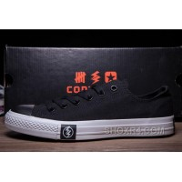 Flash CONVERSE Black Chuck Taylor All Star Canvas Sneakers Discount Fr4mJ