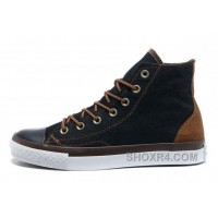 New Black CONVERSE Denim All Star Vampire Diaries High Tops Sneakers Free Shipping SQnGP