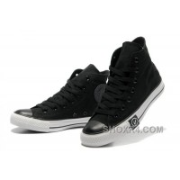 Black CONVERSE High Tops Lightning Chuck Taylor All Star Canvas Shoes Discount YTsd7
