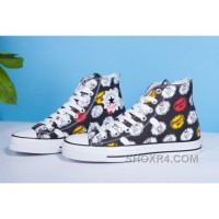 Black High Tops CONVERSE X The Simpsons Chuck Taylor All Star Christmas Deals 5sbcb