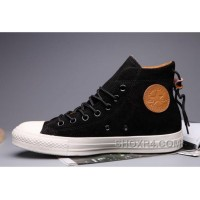 CONVERSE X Clot X Undefeated Black High Tops Suede CT All Star Bow Back Shoes Lastest JjHRC
