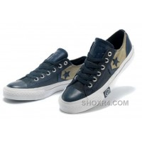 Golden Blue CONVERSE Clot X First String Pro MrSandman Chuck Taylor All Star Top Canvas Sneakers Authentic Ns6pp