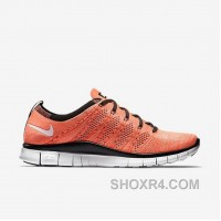 NIKE 5.0 Flyknit Orange Black Women/men 36-44 Discount 7dPnbK