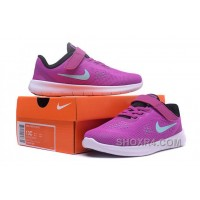 NIKE 5.0 Purple Kids Shoes New Release MDpCxAS
