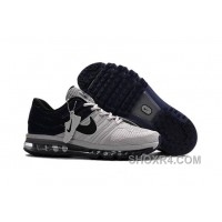 Authentic Nike Air Max 2017 KPU Grey Navy Lastest Z8AHjsw