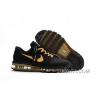 Authentic Nike Air Max 2017 KPU Black Gold Super Deals ChyPZ