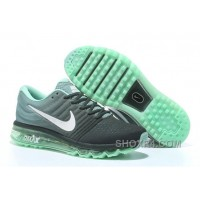 Authentic Nike Air Max 2017 Black Mint Green New Style CXCwt