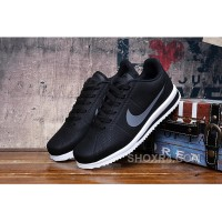 GREY BLACK NIKE CORTEZ RETRO 3 Best TEmhJ