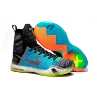 "Nike Kobe 10 Elite High SE ""What The"" Multi-color/Reflective Silver For Sale Online Discount HHKHGdd"