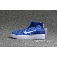Nike Lunar Force1 Duckb 28-35 Blue Lastest