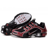 Nike Shox Navina Black Red