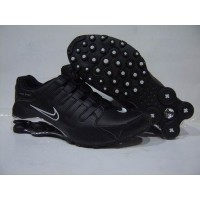 Nike Shox NZ Plating Black White Silver