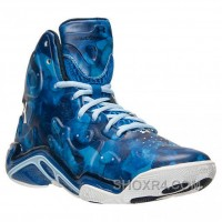 Cheap Under Armour Micro G Anatomix Spawn 2 Wholesale Blue White Top Deals MybmF