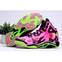 Authentic Under Armour Micro G Anatomix Spawn 2 Pink Black Hyper Green Free Shipping M2zQ4