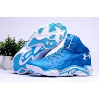 Authentic Under Armour Micro G Anatomix Spawn 2 Royal Blue White Lastest 4SdGXt8