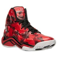 Cheap Under Armour UA Micro G Anatomix Spawn 2 Red Black Authentic Jx3ff