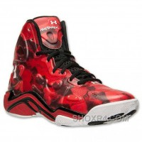 Legit Under Armour Micro G Anatomix Spawn 2 Red Black For Sale J3xPX5