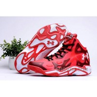 Buy Under Armour Micro G Anatomix Spawn 2 Red White Free Shipping 2AWyd